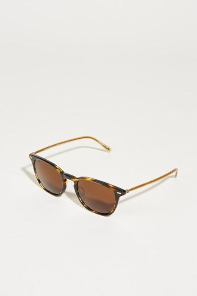 Sonnenbrille 'Heaton' Braun