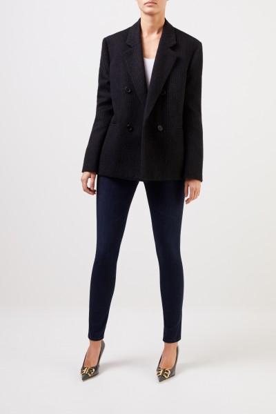 AG Jeans Jeans 'The Legging Ankle' Dunkelblau