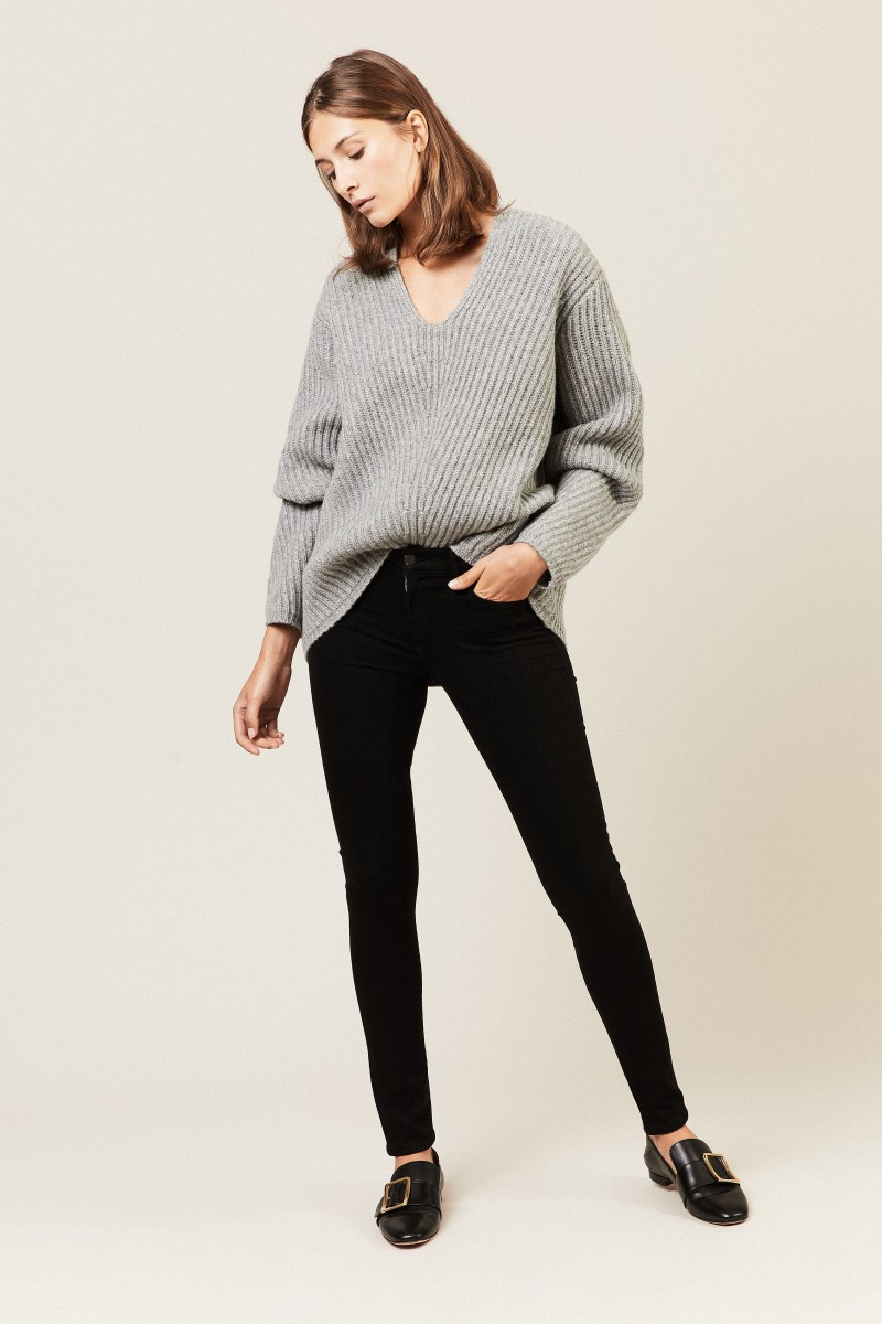 Skinny Jeans 'Avedon Ultra' Schwarz