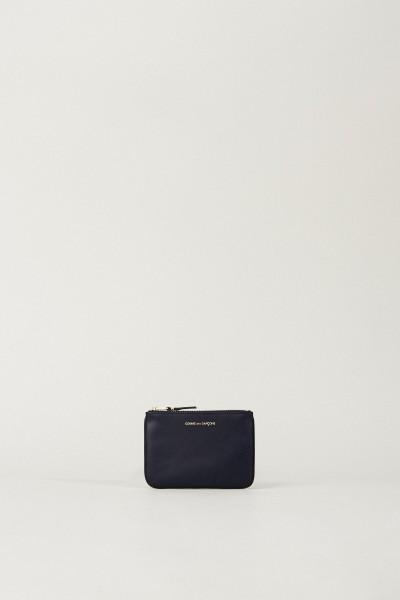 Kleines Portemonnaie Marineblau