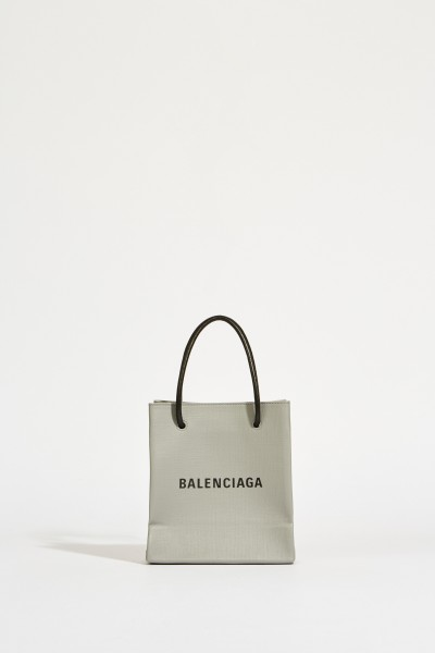 Handtasche 'Shopper Small' Grau