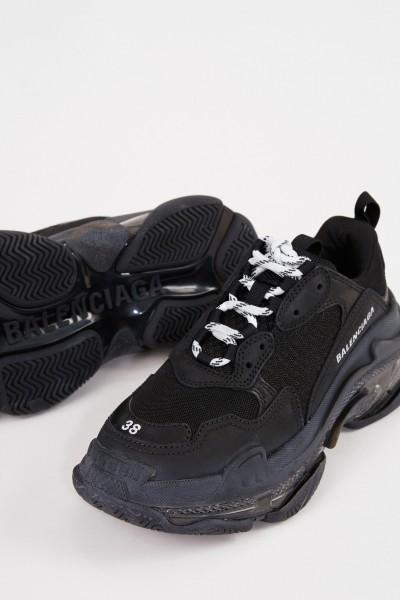 Balenciaga Sneaker 'Triple S' Schwarz
