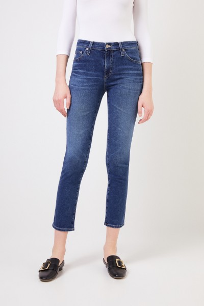 AG Jeans Highrise jeans 'The Mari' Blue