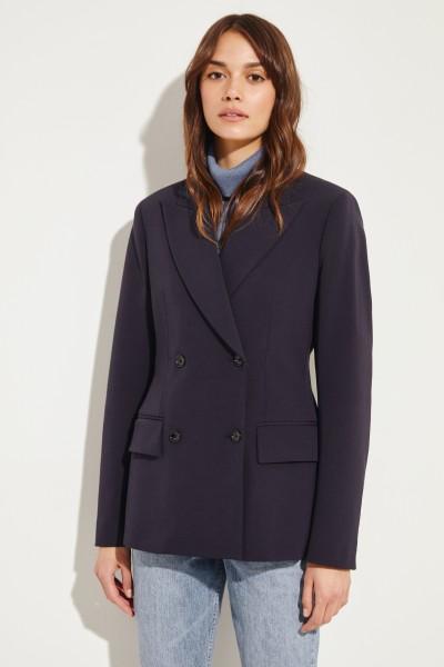 Wool-Blazer 'Hazel' Navy Blue