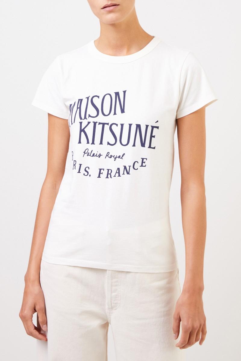 T-Shirt 'Palais Royal' Crème