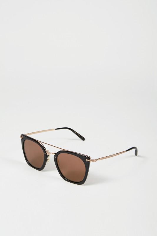 Sonnenbrille 'Dacette' Schwarz