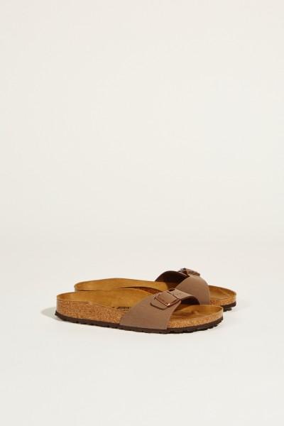 Sandale 'Madrid' Braun