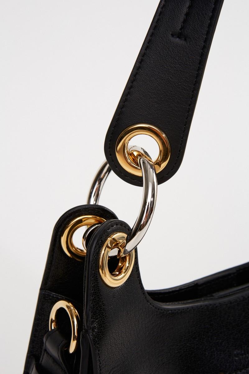 Tasche 'Tess Medium' Schwarz