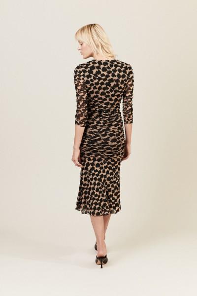 Asymmetrisches Kleid 'Henbi' Multi