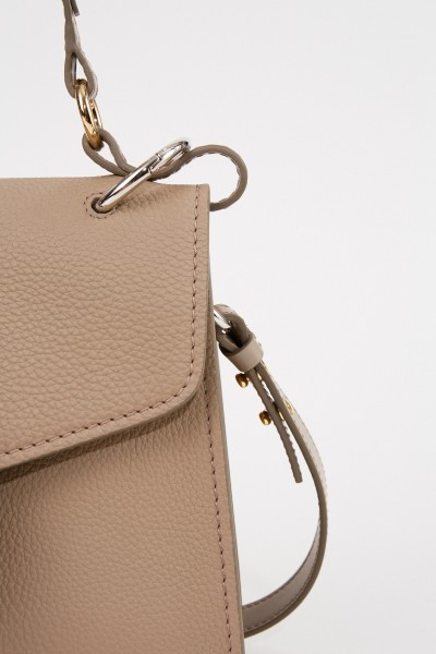 Chloé Tasche 'Aby Small' Motty Grey