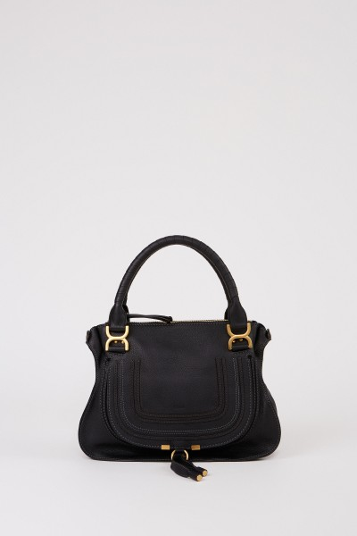 Handtasche 'Marcie Medium' Schwarz