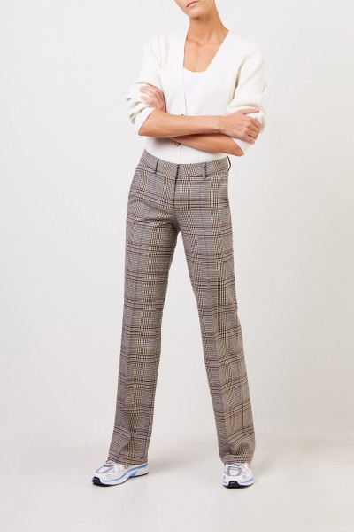 Cambio Pants 'Malice' with Glencheck Multi