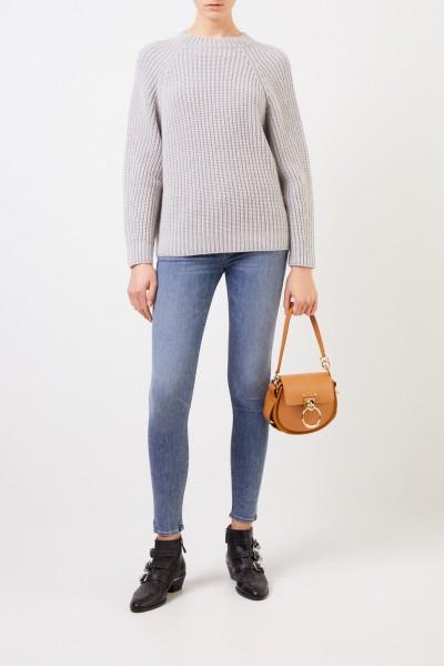 Rag&Bone Skinny Jeans 'Kate Midrise' Blau