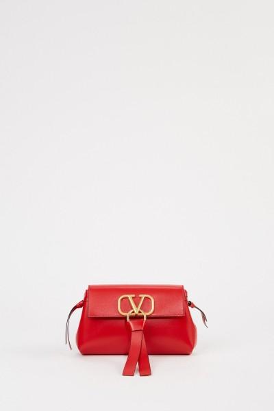 Valentino Tasche mit V-Logo Rot