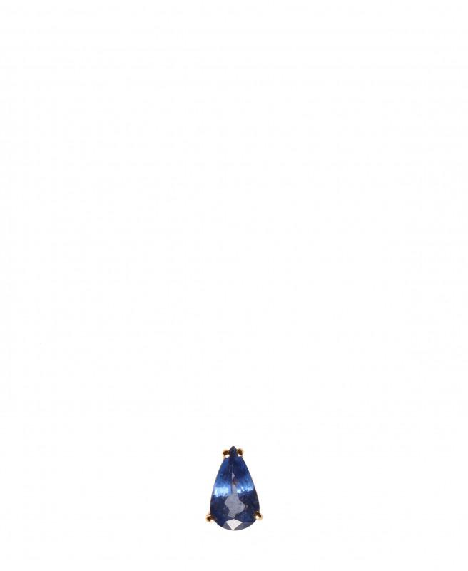 Tanzanit-Anhänger Blau/18 Karat Roségold