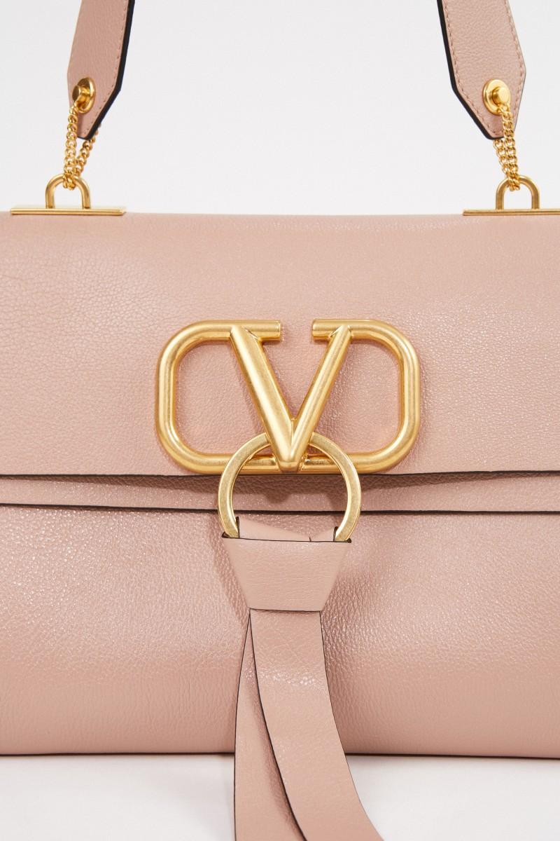 Valentino Schultertasche 'Vring' Rosé