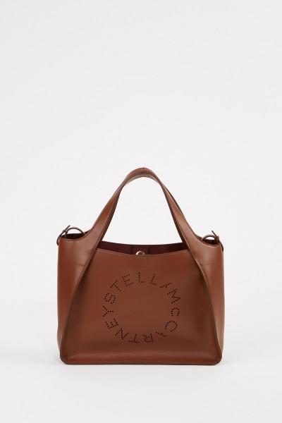Handtasche 'Cross Body Bag' Braun