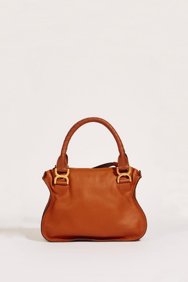 Handtasche 'Marcie Small' Tan