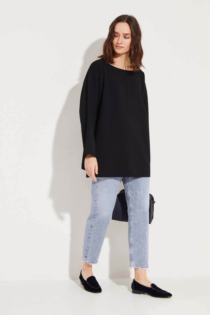 The Row Strick-Pullover 'Naliah' Schwarz