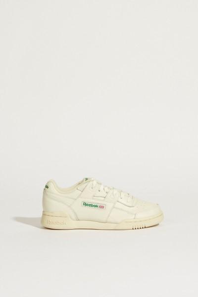 Sneaker 'Workout LO PLUS' Cream/Green