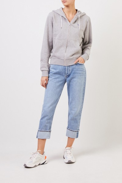 AGOLDE High Rise Jeans 'Riley' Blau
