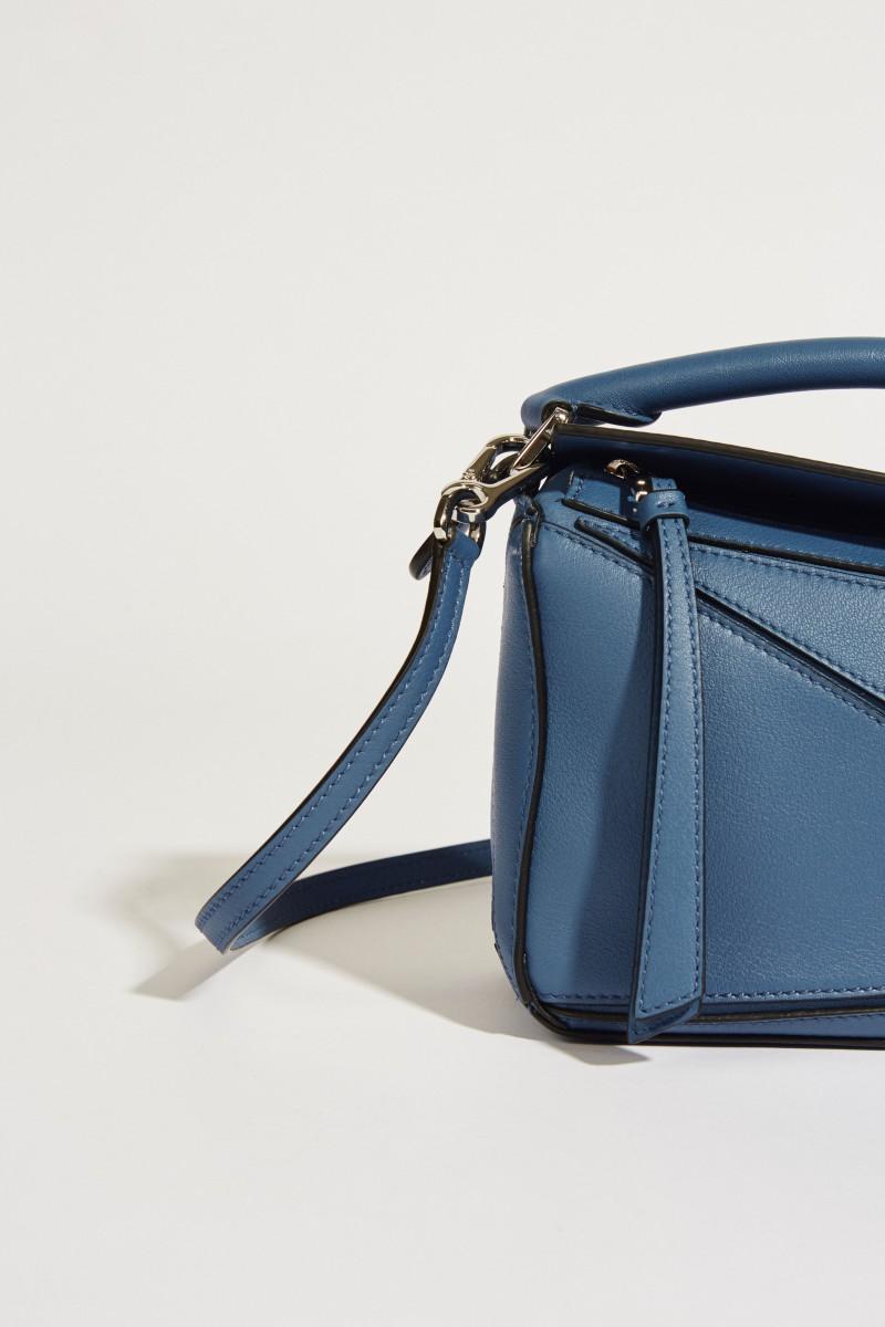 Tasche 'Puzzle Mini' Blau