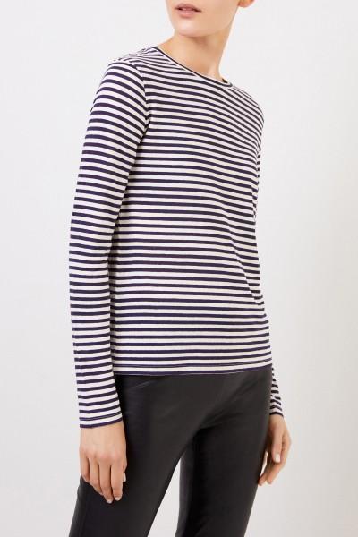 Vince Striped longsleeve Blue/White
