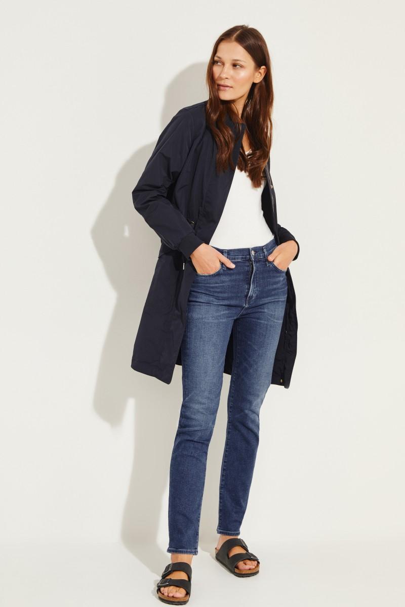 High waisted skinny jeans 'Harlow' Blue