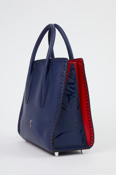 Christian Louboutin Handtasche 'Paloma Medium' Blau