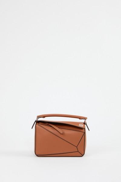Loewe Tasche'Puzzle Bag Small' Tan
