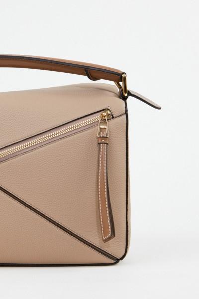 Loewe Tasche 'Puzzle Bag' Sand/Braun