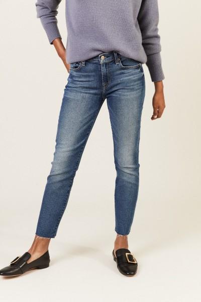 Jeans 'Roxanne Ankle' Blau