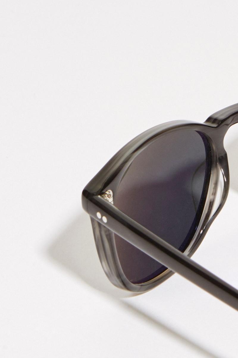 Oliver Peoples Sonnenbrille 'Finley' Schwarz