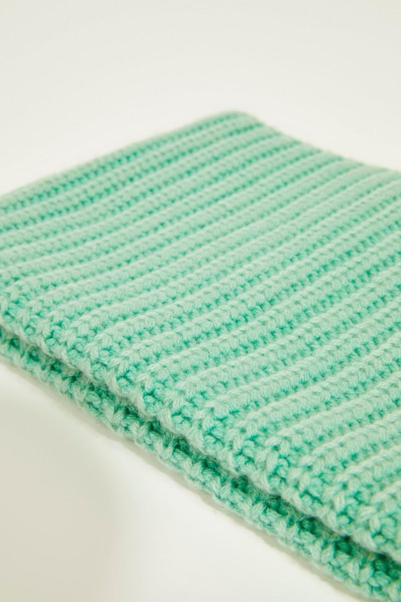 Cashmere-Schlauch-Schal 'Hastings' Grün