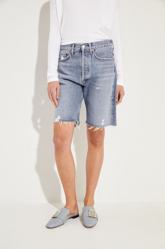 30d5057e78 Denim shorts ' 90's Short' Blue | Denim shorts | Jeans | Clothing ...