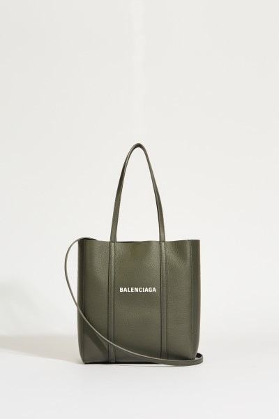 Shopper 'Everyday Tote XS' Grau/Weiß
