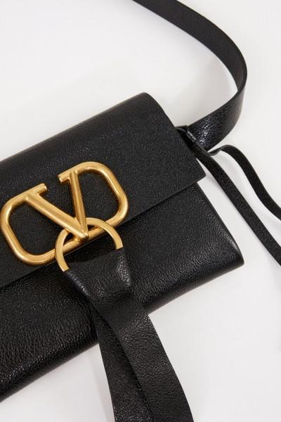 Valentino Belt ba 'Vring Belt Bag' Black