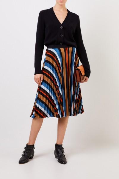 Pleated Skirt Multi