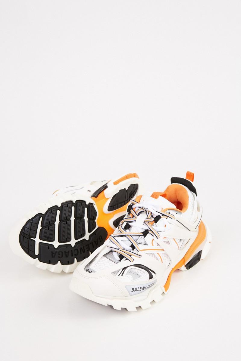 Balenciaga Sneaker 'Track' Weiß/Orange
