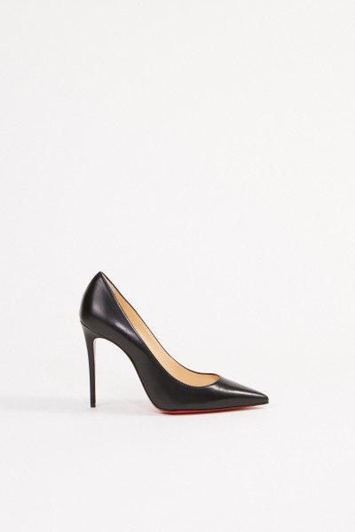 Christian Louboutin Pump 'Kate 100' Schwarz