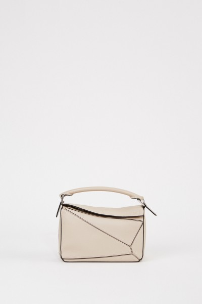 Tasche 'Puzzle Bag Small' Beige