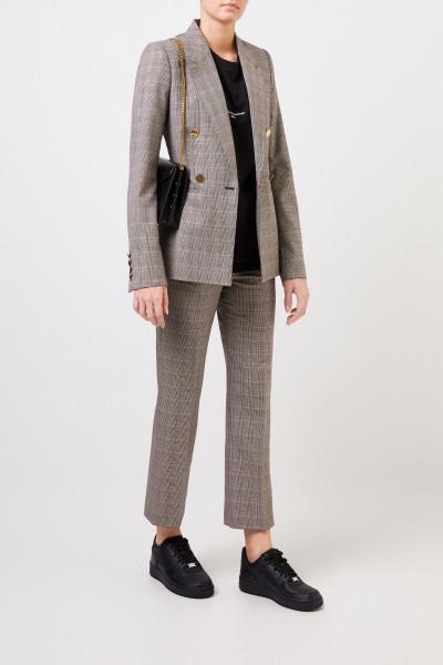 Plaid blazer 'Beaufort' Multi