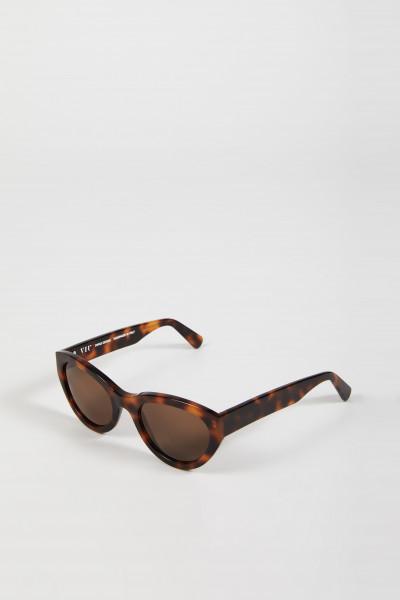 Sonnenbrille 'The Vain' Braun