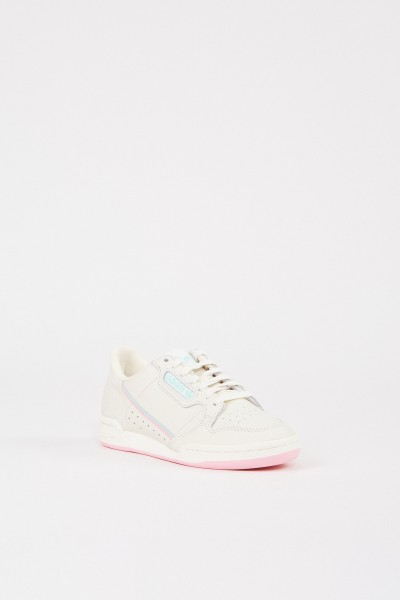 Adidas Sneaker 'Continental 80' Cream/Pink