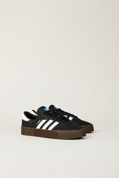 Sneaker 'Sambarose W' Schwarz/Weiß