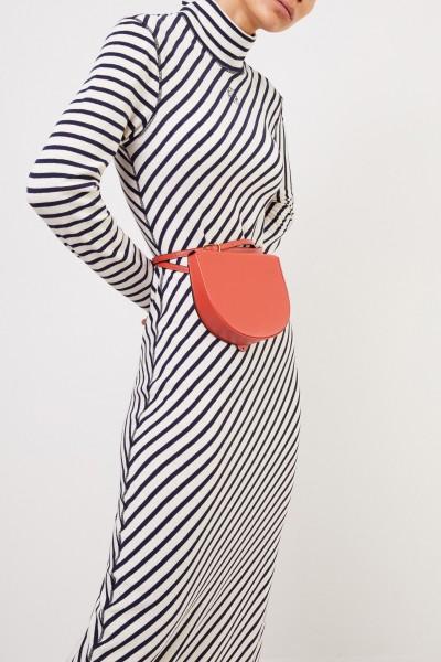 Loewe Tasche 'Heel Bag Mini' Koralle