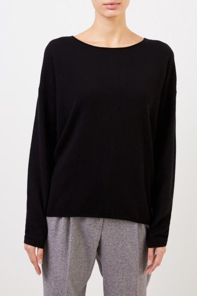 Iris von Arnim Cashmere pullover 'Cayo' Anthracite