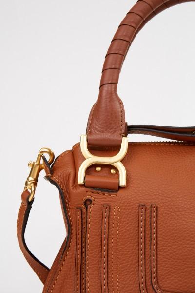 Chloé Handtasche 'Marcie Small' Tan
