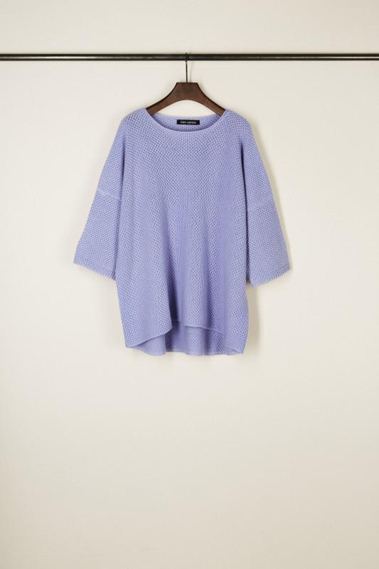 Cashmere Pullover 'Somerset' Blau