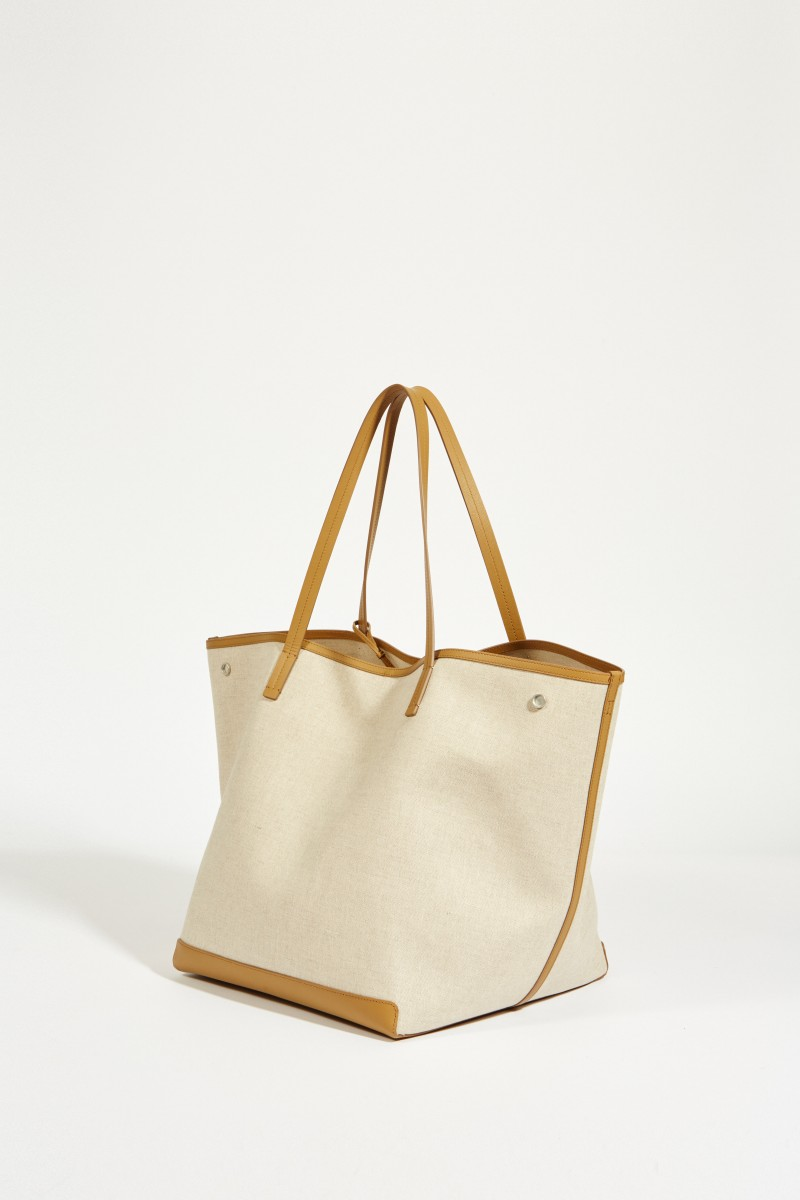 Oversized-Shopper 'XL Park Tote' Beige